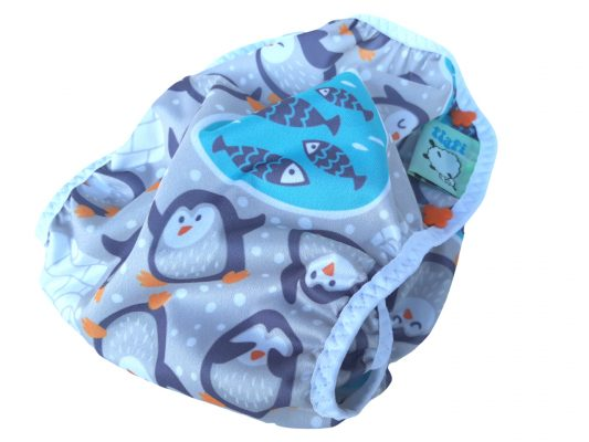 Zaštitna pelena Pingvini